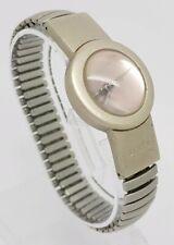 Ladies STORM T-Bar Bubble SPX Stainless Steel Expanding Bracelet Watch A1