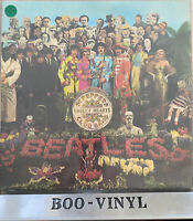 The Beatles - Sgt Peppers Lonely Hearts Club Band vinyl LP PCS 7027 -3 / -3 EX