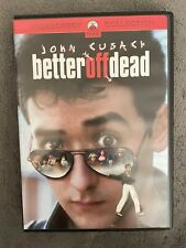 Better Off Dead Dvd Widescreen John Cusack
