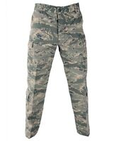 NEW Propper ABU Pants - 50/50 Nylon/Cotton TWILL - Air Force Tiger Stripe