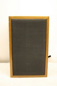 1 X Spendor Audio Systems Ls3/5a BBC Stereo Verdrahtet Lautsprecher Vintage