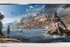 Assassins Creed odisea Poster-vista-nuevo cartel de juegos FP4677