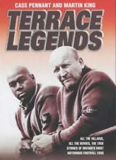 Terrace Legends By Cass Pennant, Martin King. 9781904034957