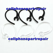 6pcs Ear Loop Hook For Motorola H12 H15 H270 H371 H375 H385 H390 Black/Clear US