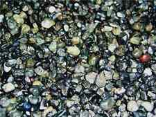 Sapphire blue starring rough Madagascar small pieces 1/8 pound lots
