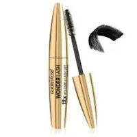Golden Rose Mascara Wonder Lash x12 Volume Black with Provitamin Fiber Brush