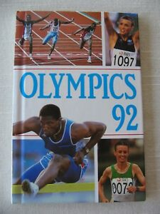 Olympic Games 1992 in Barcelona-Photo Book/Games Guide