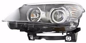 BMW 5 SERIES E60 2008-2010 LEFT DRIVER HEADLIGHT HEAD LIGHT LAMP FRONT