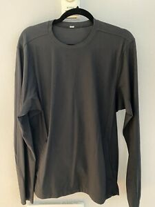 Lululemon Mens Long Sleeve Shirt Size M
