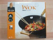 Ken Hom - 1 x WOK (35 cm non Stick) - neuw. in OVP   NWH431