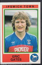 Panini football 1985 sticker-nº 98-ipswich town-eric gates
