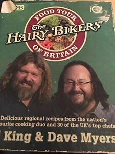 The hairy bikers' food tour of Britain Book The Cheap Fast Free Post