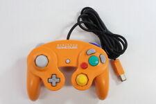 Official Nintendo GameCube Controller Pad Orange T3 TIGHT GC Wii U Switch GO144