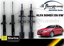 ALFA V6 BUSSO Kit Guarnizioni Iniettore 156 164 166 2.5 3.0 MAGGIORATO VITON