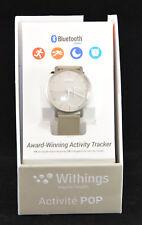 Withings Activité Pop - Smartwatch - Aktivitäts- und Schlaftracker Mineraglas W