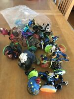 25 Skylanders Mixed Lot Spyros Giants Swap Force Trap Team Assorted