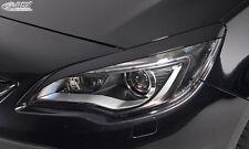 RDX faros cegar Opel Astra J (no gtc) malvado mirada cegar alerón