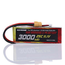 Lipo Battery For DJI Phantom 1 FC40 CX-20 3000mAh 11.1v 25C 3s Quadcopter US