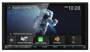 Kenwood DDX9707S DVD/CD Player Wireless Mirroring Android Auto Carplay Bluetooth