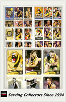 Herald Sun AFL Trading Card Base Team Set Master Collection(2004-2012) Richmond