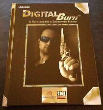 D20 DIGITAL BURN: Cybernetic Future Roleplaying Game Campaign RPG Cyberpunk NEW!