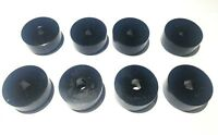 POLYPRO REAR SHOCK ABSORBER LOWER BUSHES FOR LAND ROVER RANGER ROVER P38 95-01