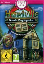 Howlville - Dunkle Vergangenheit - PC Spiel Game - Purple Hills - Wimmelbild
