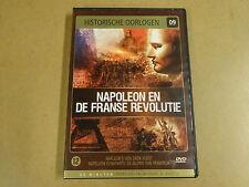 DVD / HISTORISCHE OORLOGEN - NAPOLEON EN DE FRANSE REVOLUTIE