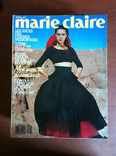 Marie Claire n° 416 Avril 1987 - E11941