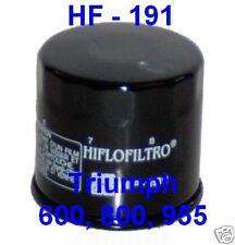 Filtro de aceite Triumph Tiger 955 I, 709en, año 01-04, hf191