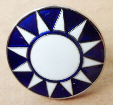 Chinese KMT army small hat cap pin badge insignia KMT BROOCH-D13