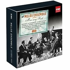 Melos Ensemble Music Among Friends 11CDs - NEW & SEALED (mozart, beethoven)