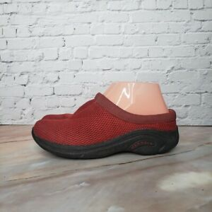 Merrell Primo Breeze Banner Shoes Slip On Mesh Clogs Slides Womens Size 7 Red