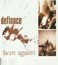DEFIANCE-CD-Born Against