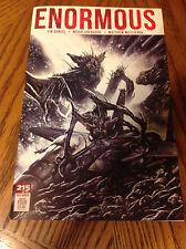 Enormous #4 - 2014 Series - 1st Printing