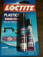 Loctite All Plastics Super Glue  #681925   1 package NEW