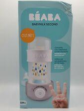Beaba Quick Baby Bottle Warmer, Steam Sterilizer, Baby Food Heater (3-in-1)