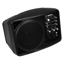 Mackie SRM150 Compact Active PA System, 3 ch