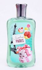 1 Bath & Body Works SWEET ON PARIS Shower Gel Body Wash 10 oz New