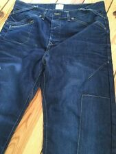 Unbranded Coloured Mid Classic Fit, Straight Jeans for Men