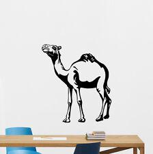 Camel Wall Decal Arabian Desert Vinyl Sticker Bedroom Decor Animals Poster 88hor