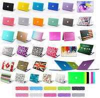 "Paint Laptop Hard Case +KB Cover for Old Macbook Pro 13"" 15"" Air 11 13 12"" 2015"