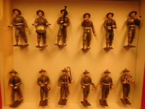 CBG Mignot #095M WWI USA Army Band 1917 -  Mint Tied in the Box - SALE