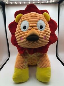 Large Gund Baby Happi By Dena Lion 320205 Plush Kids Soft Stuffed Toy Animal
