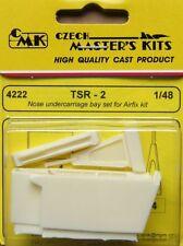 CMK 1/48 TSR-2 Set Naso Sottocarro Bay per Airfix # 4222