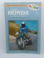Clymer Honda Motorcycle 250 & 350cc Twins 1964 -1974 Service Repair Manual M322