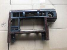 Range Rover P38 Walnut Dash Switch Panel Surround 94 To 02
