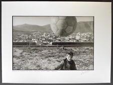 2 Photos Frédéric Sautereau - Mostar - Bosnie - Epreuves argentiques  30 x 40 -