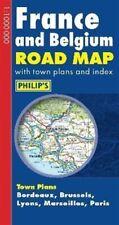 Philips Road Map Europe û France & Belgium
