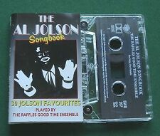 The Al Jolson Songbook by The Raffles Good Time Ensemble Cassette Tape - TESTED